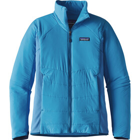 Patagonia Nano-Air Light Hybrid Jacket Dame radar blue